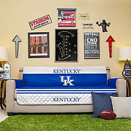 University of Kentucky Sofa Cover