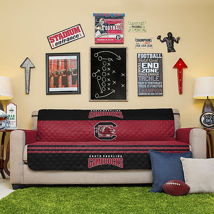 Super Collegiate Sofa Cover Bed Bath Beyond Pabps2019 Chair Design Images Pabps2019Com