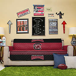 University of South Carolina Sofa Cover