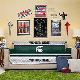 Michigan State University Sofa Cover