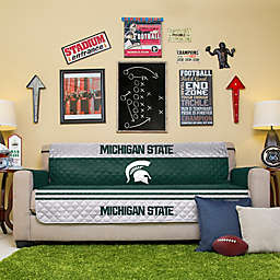 Michigan State University Sofa Cover
