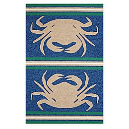 Panama Jack Crab Shack Indoor/Outdoor Rug