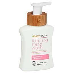 Raw Sugar® 12 oz. Rosewater + Kombucha Foaming Hand Wash