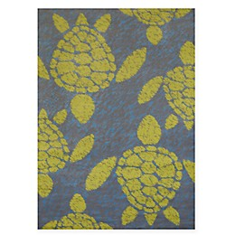 Panama Jack Sea Turtles Rug