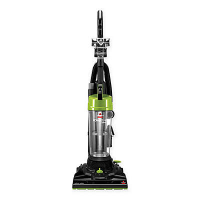 BISSELL® PowerTrak Compact Upright Vacuum Cleaner in Black/Lime
