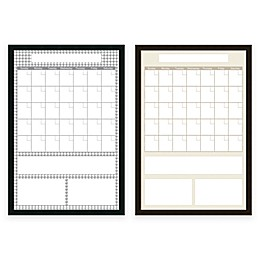 Mezzanotte Dry-Erase Big Calendar Collection