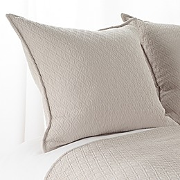 Aura Indi Diamond Matelasse European Pillow Sham