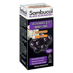Sambucol® 4 fl. oz. Black Elderberry Advance Immune Syrup