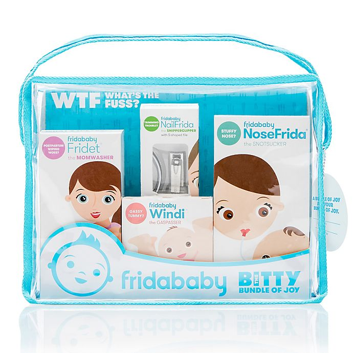 Alternate image 1 for FridaBaby® Bitty Bundle of Joy 4-Piece Kit