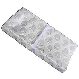 Colgate Mattress 3-Sided Owlet Cloth Contour Changing Pad in White