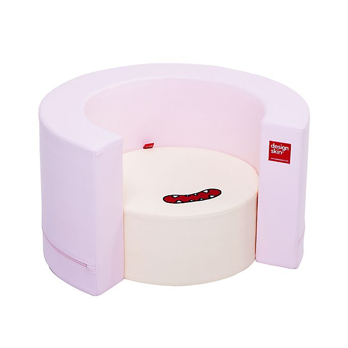 Alternate image 1 for Design Skins Transformable Play Furniture Cake Sofa in Pink