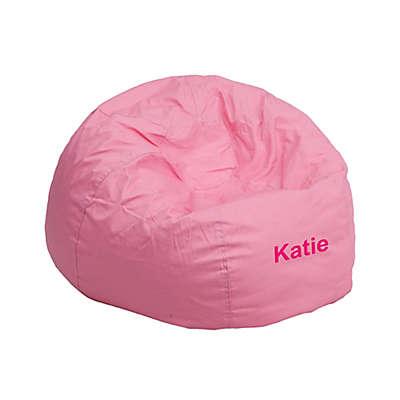 Flash Furniture Personalized Kids Bean Bag Chair