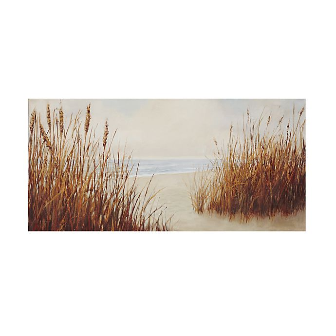 Alternate image 1 for Madison Park Coast Side Canvas Wall Art