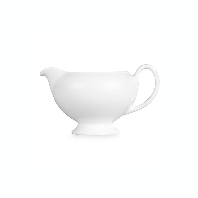 Alternate image 1 for Wedgwood® White Creamer