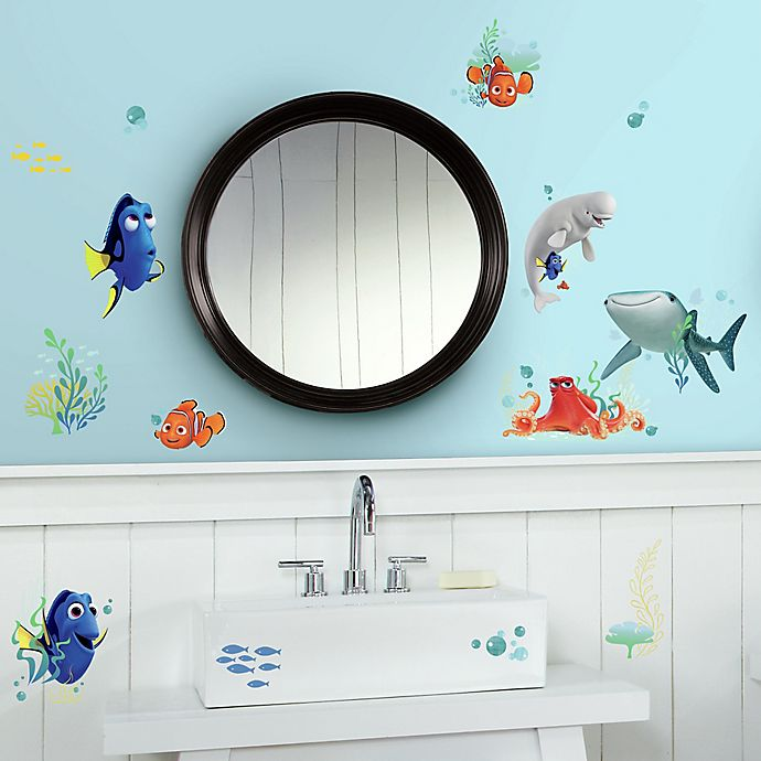 Alternate image 1 for Finding Dory Peel and Stick Wall Decals