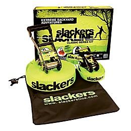 Slackers 50-Foot Slackline Classic Set