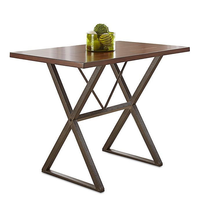 Kitchen Table Omaha: Steve Silver Co. Omaha Counter Height Dining Table In
