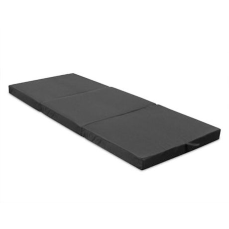 Bean Bag Tri Fold Mat In Black Bed Bath Amp Beyond
