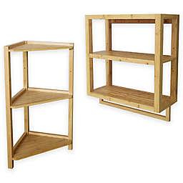 Bamboo Shelf Collection