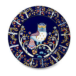 Iittala Taika 11.75-Inch Dinner Plate in Blue