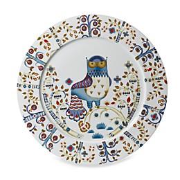 Iittala Taika 11.75-Inch Dinner Plate in White