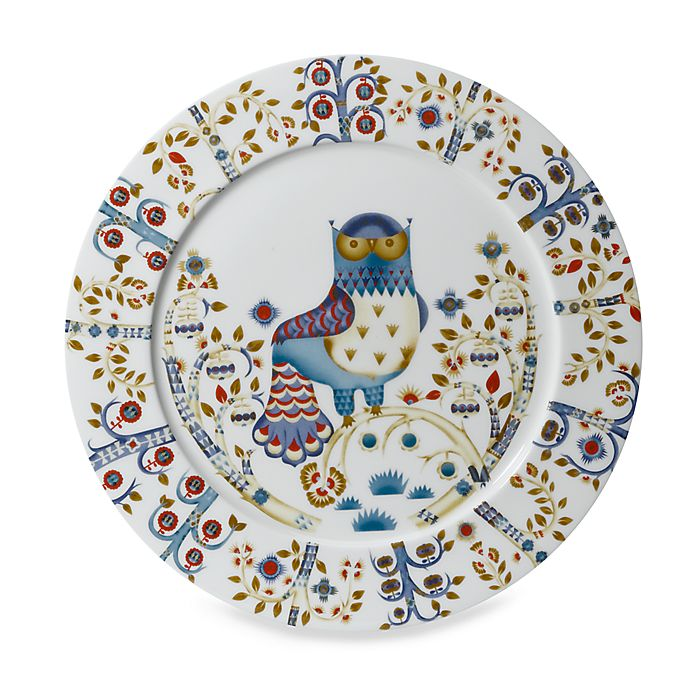 Alternate image 1 for Iittala Taika 11.75-Inch Dinner Plate in White