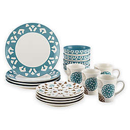 Rachael Ray™ Pendulum 16-Piece Dinnerware Set