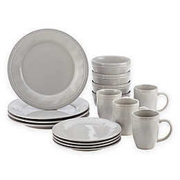 Rachael Ray™ Cucina 16-Piece Dinnerware Set Grey