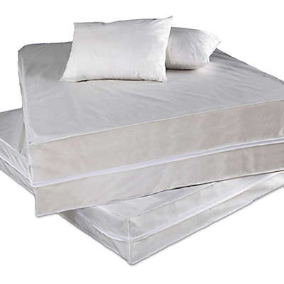 Everfresh Bed Bug and Water Resistant Bed Protector Set