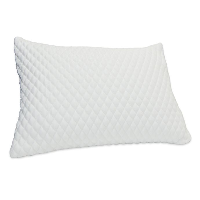Alternate image 1 for Therapedic® TruCool® Travel Pillow