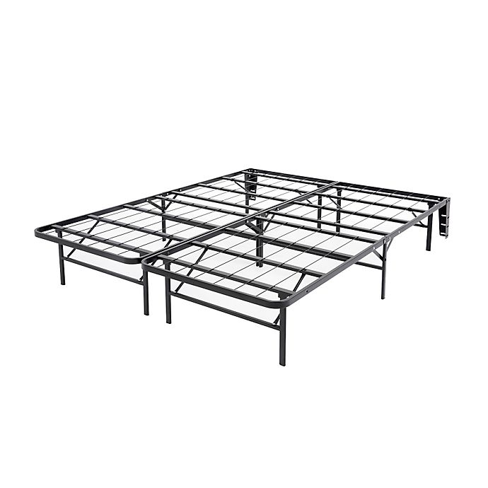 Alternate image 1 for Fashion Bed Group Atlas Full Bed Frame in Black