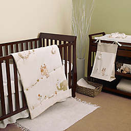 Nature S Purest Sleepy Safari Crib Bedding Accessories