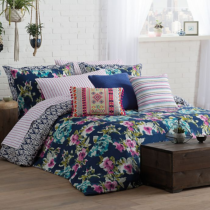 Alternate image 1 for Wander Home Krysten Reversible Comforter Set