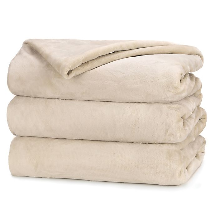 Alternate image 1 for Winter Luxe Blanket