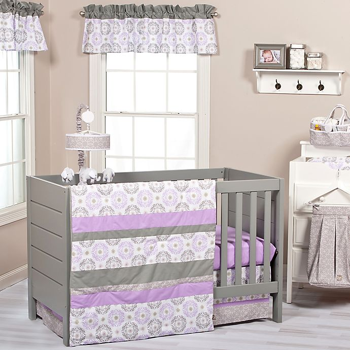 Alternate image 1 for Trend Lab® Florence Crib Bedding Collection