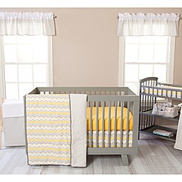 Trend Lab® Buttercup Zigzag Crib Bedding Collection