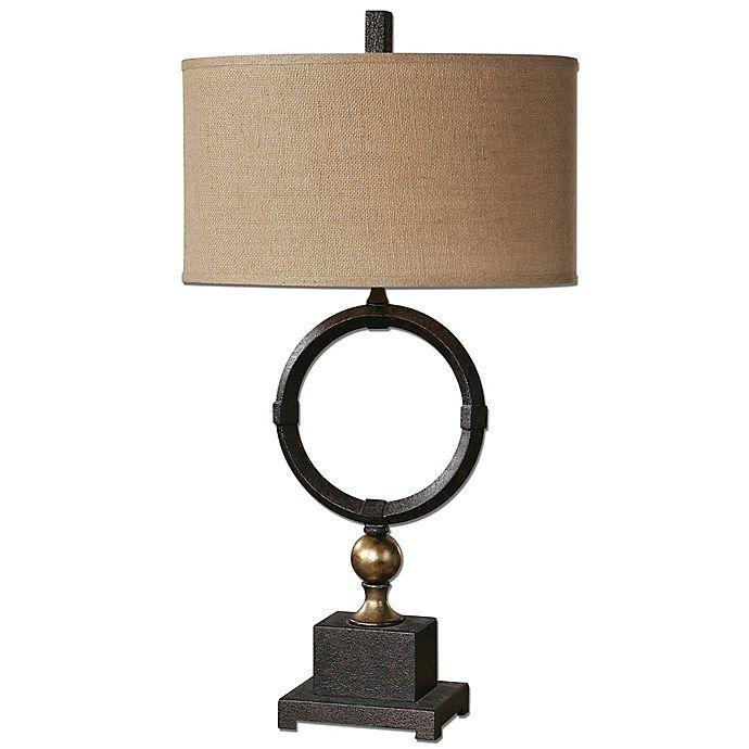 Uttermost Pueblo Metal Table Lamp Bed Bath Beyond
