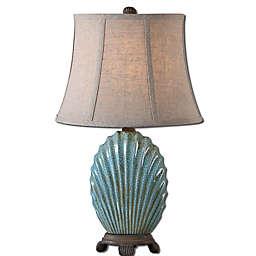 Uttermost Seashell Ceramic Table Lamp