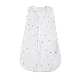Bebe au Lait® Luna Muslin Full-Zip Wearable Blanket