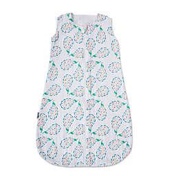 Bebe au Lait® Peacocks Muslin Full-Zip Wearable Blanket