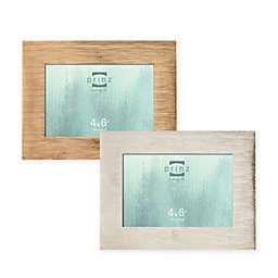 Prinz® Baldwin 4-Inch x 6-Inch Striated Picture Frame