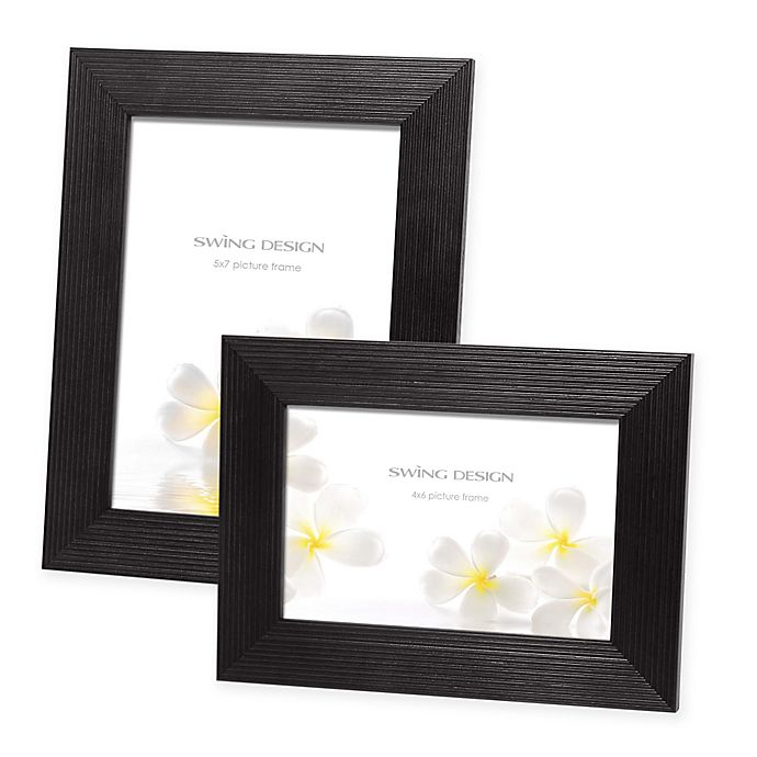 Alternate image 1 for Swing Design™ Linia Wood Picture Frame
