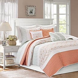 Madison Park Dawn Coverlet Set
