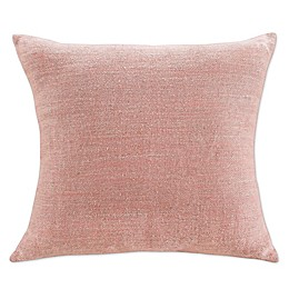 KAS Room Nola 18-Inch x 18-Inch Blush Decorative Pillow
