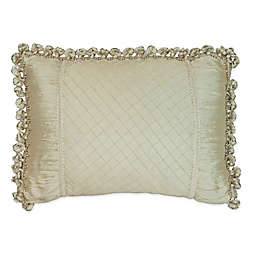 Austin Horn Classics Jacqueline Boudoir Throw Pillow in Cream