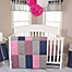 Part of the Trend Lab® Perfectly Pretty Bedding Collection