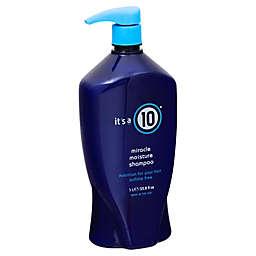 It's a 10® 33.8 oz. Miracle Moisture Shampoo