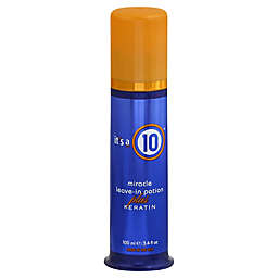 It's A 10® 3.4 oz. Plus Keratin Miracle Leave-In Potion