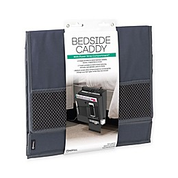 Mindfull Products Bedside Caddy in Grey