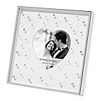 Swing Design® 4-Inch x 4-Inch Celia Silver Plate Wedding Frame